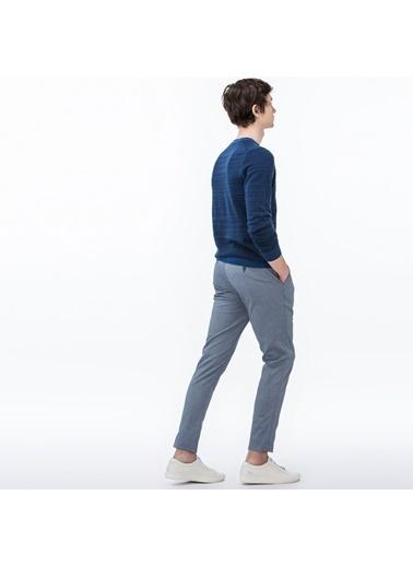 Lacoste Erkek Slim Fit Pantolon HH0909.09L Lacivert